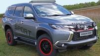 Mitsubishi Shogun Sport SVP - Mẫu concept sẵn sàng đương đầu off-road được ra mắt