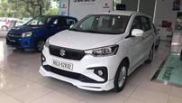 Suzuki Ertiga 2019 bị lộ thông số, trang bị khá nghèo nàn so với Mitsubishi Xpander