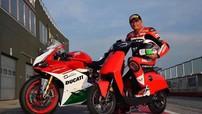 Ducati hợp tác với hãng xe Trung Quốc sản xuất xe máy điện