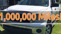 Đây là chiếc Toyota Tundra thứ hai trên thế giới vượt qua mốc 1,6 triệu km kỳ diệu