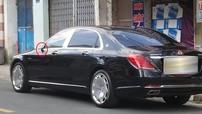 """Thủ Đức: Mercedes-Maybach S600 bị kẻ gian """"vặt gương"""" khi đỗ trên đường phố"""