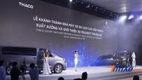 THACO chính thức ra mắt dòng xe MPV Peugeot Traveller tại Việt Nam, cho phép cá nhân hoá theo ý khách hàng