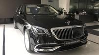 Mercedes-Maybach S650 2019 đầu tiên tại Việt Nam xuất hiện ở Nghệ An, giá gần 15 tỷ đồng