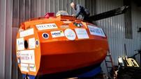 Khâm phục cụ ông 72 tuổi hoàn thành chuyến đi gần 3.850 km vượt Đại Tây Dương trong một chiếc thùng gỗ