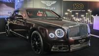 Bentley Mulsanne W.O. Edition - Xe siêu sang chỉ sản xuất 100 chiếc đã cập bến Hồng Kông