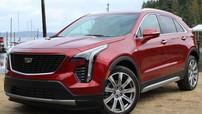 Trải nghiệm nhanh Cadillac XT4 2019 bản Mỹ: Lựa chọn cạnh tranh trước BMW X1, Mercedes-Benz GLA