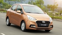 Top 10 mẫu ô tô bán chạy nhất thị trường Việt Nam tháng 4/2019: Hyundai Thành Công thắng lớn