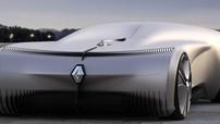 Renault Project XY-2 - Mẫu concept thiết kế lạ lùng khi người ngồi trong không thể nhìn ra ngoài
