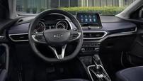 Chevrolet Tracker 2019 - đối thủ của Honda HR-V và Hyundai Kona - lần đầu tiên lộ nội thất