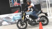 Sau Việt Nam, naked bike cổ điển Honda CB150R sắp bán ra tại Indonesia