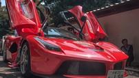 Cận cảnh 1 trong 6 chiếc Ferrari LaFerrari đang có mặt ở Nhật Bản