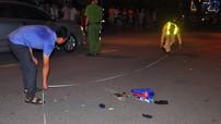 Quảng Trị: Tài xế say rượu gây tai nạn, bé 9 tuổi ngồi sau xe máy tử vong