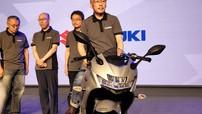 Suzuki Gixxer SF250 chính thức ra mắt, có giá 57,5 triệu đồng