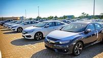 Nửa đầu tháng 5, ô tô nhập khẩu về Việt Nam tăng đột biến
