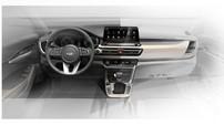 """SUV cỡ B mới của Kia lộ nội thất """"hiện đại, hấp dẫn khách hàng có trái tim trẻ trung và thích công nghệ"""""""