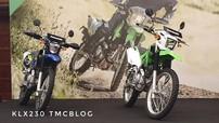 """Kawasaki bất ngờ ra mắt mẫu xe cào cào """"lỡ cỡ"""" mang tên KLX 230"""