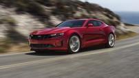 Chevrolet Camaro 2020 lộ diện với ngôn ngữ thiết kế mới