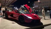 Hết Bugatti Chiron, Koenigsegg CCX Edition, giờ đến lượt Ferrari LaFerrari cập bến Campuchia