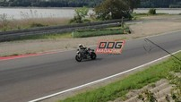 Ducati Streetfighter V4 lộ diện trên đường chạy thử