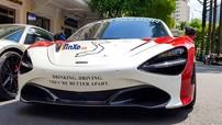 Cận cảnh bộ áo mới của McLaren 720S sẽ dẫn đoàn siêu xe tham dự Car Passion 2019 vào tháng 6