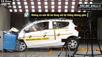 Xem VinFast Fadil đâm trực diện ở vận tốc 64 km/h trong thử nghiệm đánh giá an toàn ASEAN NCAP