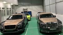 Bentley Bentayga V8 độc nhất Việt Nam về nhà doanh nhân quận 12, màu sơn mới là điểm thú vị