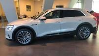 Audi e-Tron bất ngờ xuất hiện tại Việt Nam