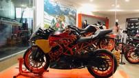 Sport bike phiên bản trường đua KTM RC 390 MotoGP Edition 2019 đặt chân về Việt Nam