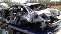 Xe sang Mercedes-Benz S550 nổ lốp ở vận tốc 236 km/h, cựu cầu thủ Arsenal tử vong