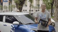 """Thử nghiệm Bravigo  - màn hình thông minh dành cho ô tô với """"trợ lý ảo"""" và giá 11 triệu đồng"""