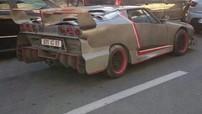 Đây chắc là chiếc siêu xe Lamborghini Veneno nhái xấu xí nhất trên quả đất