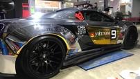 Dương Kon đem siêu xe McLaren 650S Spider độ Liberty Walk tham dự Car Passion 2019