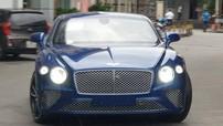 Bentley Continental GT bản giới hạn đầu tiên về Việt Nam, khẳng định độ chịu chơi nhà giàu Việt
