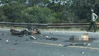 Hà Nam: Xe máy tông trực diện ô tô tải, 2 thanh niên tử vong tại chỗ