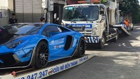 Car Passion 2019: Cặp đôi siêu xe của doanh nhân Vũng Tàu đang trên đường Bắc tiến