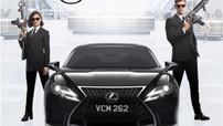 """Bộ phim """"MIB™ Đặc Vụ Áo Đen: Sứ Mệnh Toàn Cầu"""" chính thức công chiếu với hình ảnh siêu xe RC F của Lexus"""