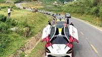 Vượt hành trình hơn 300 km, đoàn Car Passion 2019 đã có mặt tại Mộc Châu