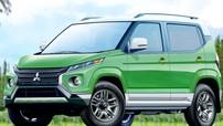 """""""Bé hạt tiêu"""" Mitsubishi Pajero Mini được hồi sinh, cạnh tranh với """"xe hot"""" Suzuki Jimny"""