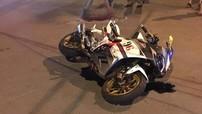 Biker đi GPX Demon 150 trả giá đắt vì thể hiện phóng nhanh, bốc đầu
