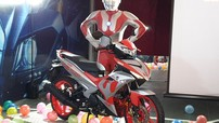 """Yamaha Exciter 150 phiên bản """"siêu nhân"""" chính thức ra mắt với giá lên đến 70 triệu đồng"""