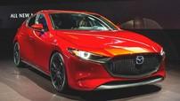 Mazda3 lọt top xe dễ bị ăn trộm thông qua chìa khóa thông minh nhất