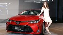 Toyota Corolla Altis 2019 rục rịch ra mắt Thái Lan, có thể sắp về Việt Nam
