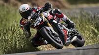 Cận cảnh khả năng vận hành và sức mạnh của Ducati Streetfighter V4