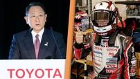 Để tăng tính gần gũi, chủ tịch Toyota sử dụng một cái tên giả để tham gia đua xe