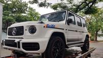 """Minh """"Nhựa"""" đăng ký biển số cho Mercedes-AMG G63 Edition 1 màu trắng hàng hiếm tại Việt Nam"""