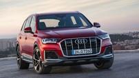 Vén màn Audi Q7 2020 với ngoại thất thay đổi nhẹ, nội thất nhiều công nghệ hơn