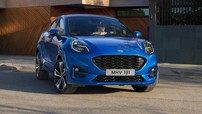 """SUV đô thị Ford Puma 2020 bất ngờ """"hiện nguyên hình"""" trước ngày ra mắt"""