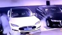 Tesla cuối cùng đã biết nguyên nhân tại sao các xe Model S cứ bốc cháy