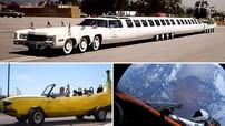 11 kỷ lục thế giới kỳ lạ và thú vị nhất trong thế giới xe ô tô