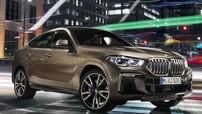 SUV hạng sang BMW X6 2020 lộ diện với nhiều cải tiến trong thiết kế